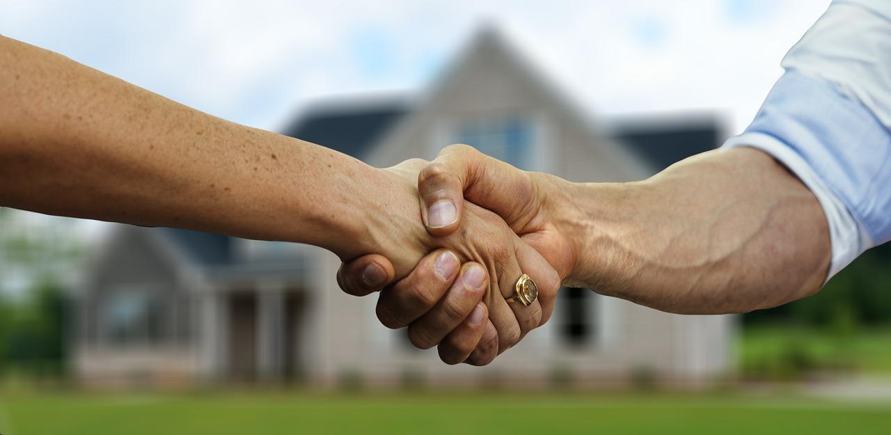 Prodali jsme dům přes realitku